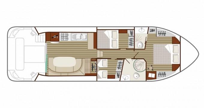 Rental yacht Le Somail -  Estivale Sixto on SamBoat