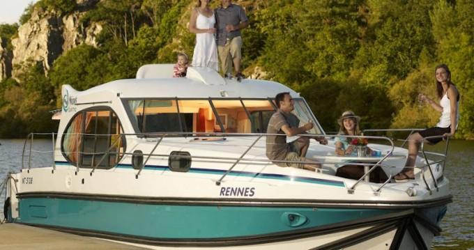 Rental Motorboat in Avignonet-Lauragais -  Estivale Quattro B