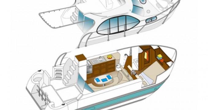 Rental Motorboat in Kerkdriel -  Estivale Duo