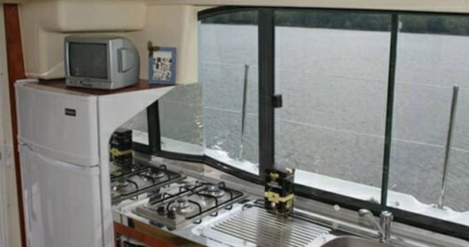 Rental Motorboat in Grez-Neuville -  Estivale Duo