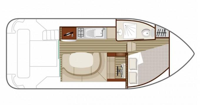 Boat rental Amieira cheap Estivale Duo
