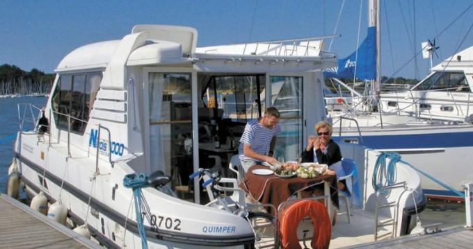 Boat rental Venarey-les-Laumes cheap Sedan 1000