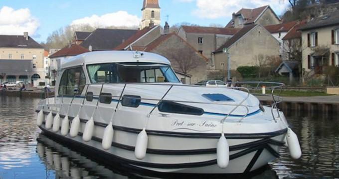 Rental Motorboat in Amieira -  Sedan 1310