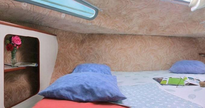 Boat rental Sablé-sur-Sarthe cheap Sedan 1310