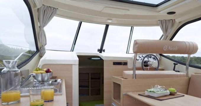 Rental Motorboat in Sucé-sur-Erdre -  Sedan Primo
