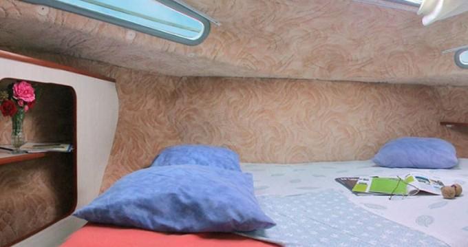 Boat rental Sucé-sur-Erdre cheap Sedan 1170