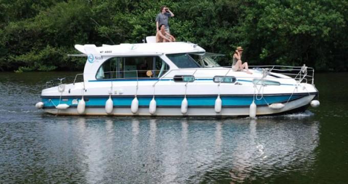 Rental Motorboat in Le Somail -  Sedan 1170