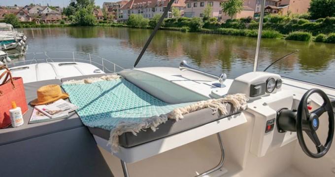 Hire Motorboat with or without skipper  Fürstenberg