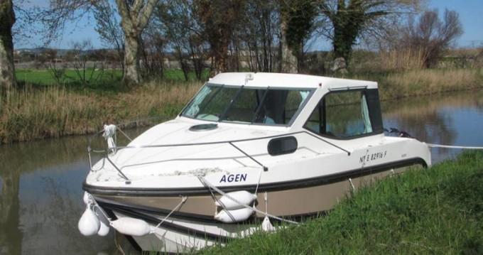 Rental Motorboat in Fürstenberg -  Sedan Primo