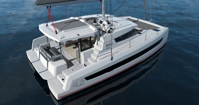 Rental yacht Salerno - Bali Catamarans Bali 4.2 on SamBoat