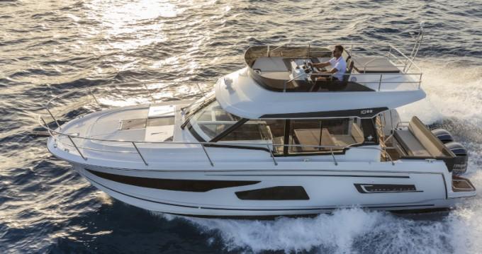 Boat rental Zadar cheap Merry Fisher 1095 Fly