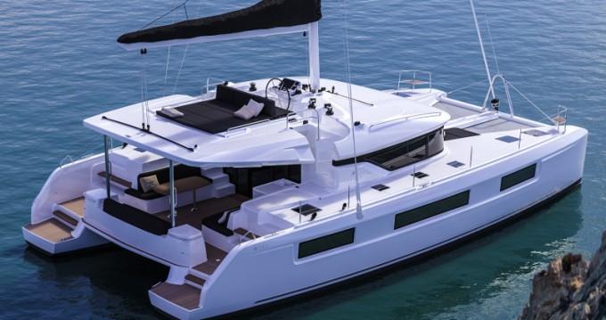 Boat rental Road Town cheap Sunsail Lagoon 505