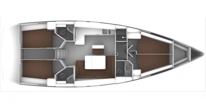 Boat rental Göcek cheap Cruiser 46