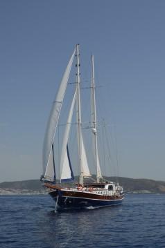 Boat rental Custom Made Gulet in Bodrum on Samboat