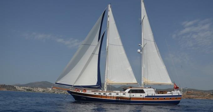 Rental Sailboat in Bodrum - Custom Made Gulet