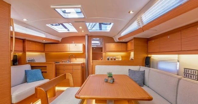Hire Sailboat with or without skipper Dufour Göcek