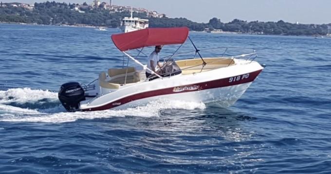 Rental yacht Crikvenica - Marinello Eden 20 on SamBoat