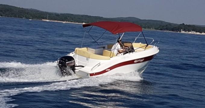 Rental Motorboat in Crikvenica - Marinello Eden 20