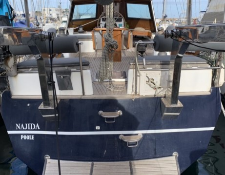 Rental yacht Ajaccio - BRUCE ROBERTS 53 DESIGN on SamBoat