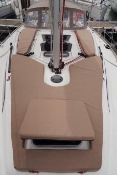 Bavaria Cruiser 34 between personal and professional Lisbon