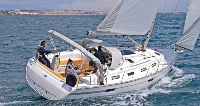 Boat rental Palma de Mallorca cheap Bavaria 40 Cruiser