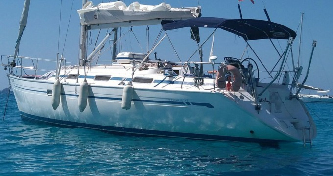 Boat rental Alicante cheap Bavaria 37