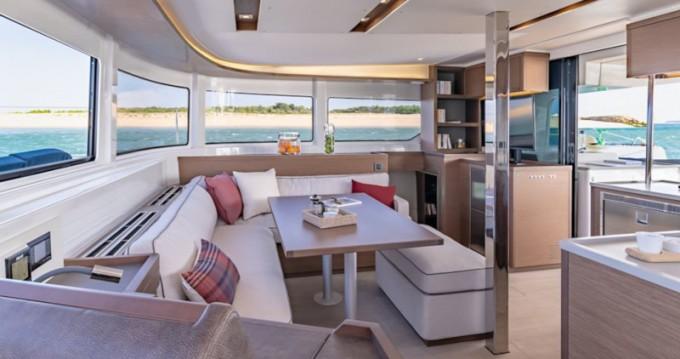 Boat rental Capo d'Orlando cheap Lagoon 46