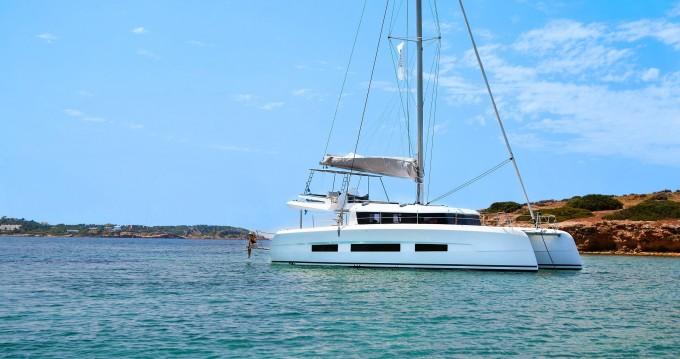 Rent a Dufour Dufour Catamarans 48 Salerno