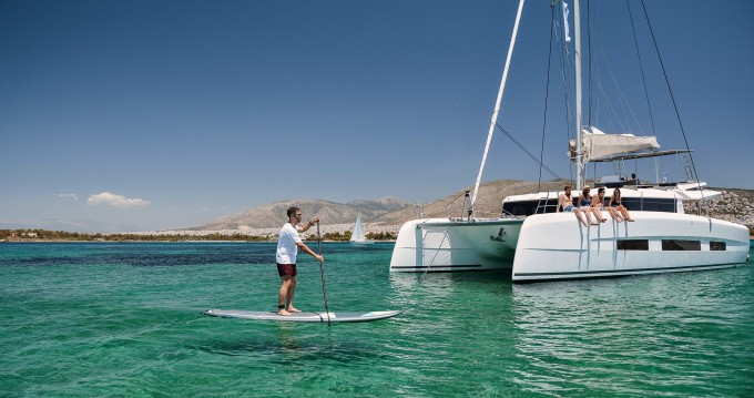 Rental Catamaran in Salerno - Dufour Dufour Catamarans 48