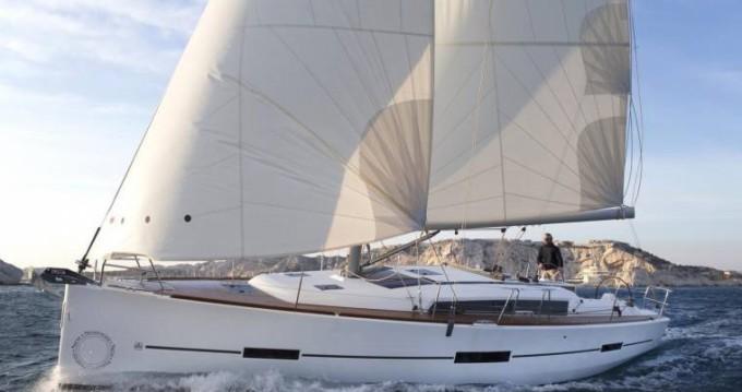 Rent a Dufour Dufour 410 Grand Large Valencia