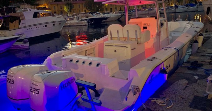 Rental yacht Saint-Laurent-du-Var - Sea-Fox 286CC on SamBoat