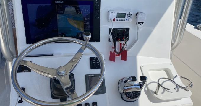 Sea-Fox 286CC between personal and professional Saint-Laurent-du-Var