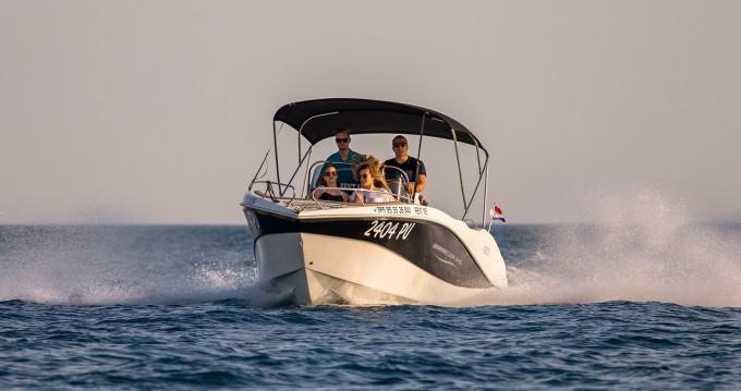 Boat rental Okiboats Barracuda 545 Open in Pula on Samboat