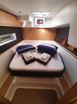 Boat rental Salerno cheap Dufour Catamarans 48