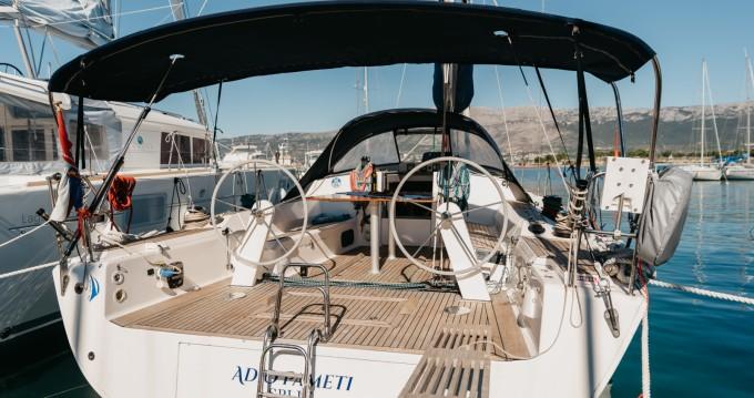 Boat rental Split cheap Elan 450