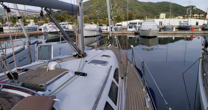 Hire Sailboat with or without skipper Jeanneau Salerno