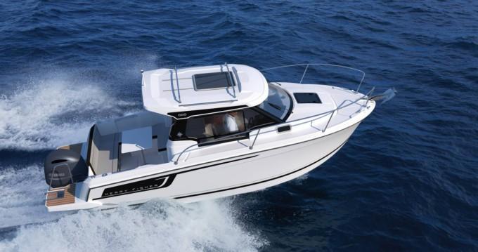 Rental Motorboat in Trogir - Jeanneau Merry Fisher 695