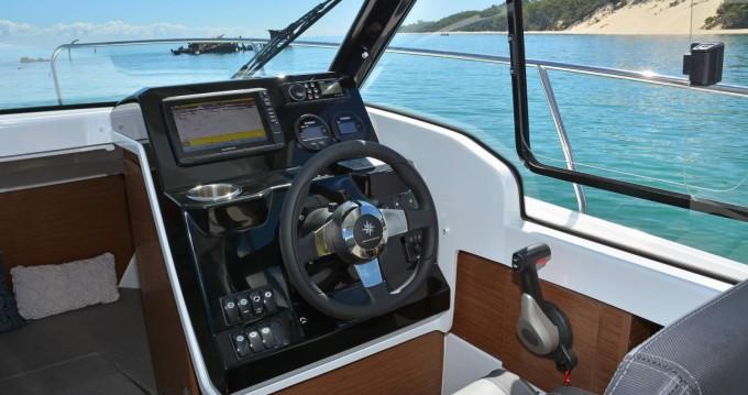Boat rental Trogir cheap Merry Fisher 695