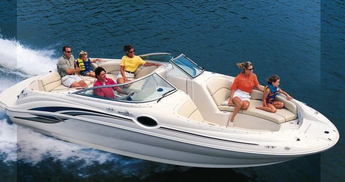 Rental Motorboat in Puerto Deportivo de Marbella - Sea Ray Sea Ray 240 Sundeck