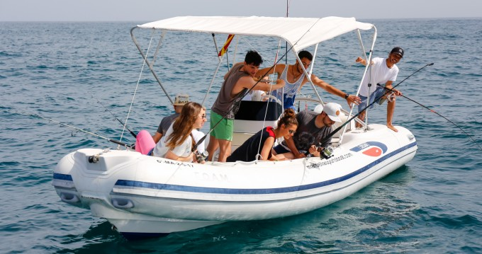 Boat rental Puerto Deportivo de Marbella cheap Selva