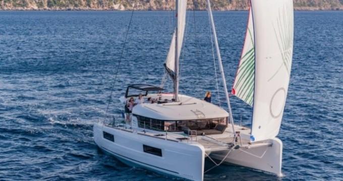 Rental yacht Fethiye - Lagoon Lagoon 40 on SamBoat
