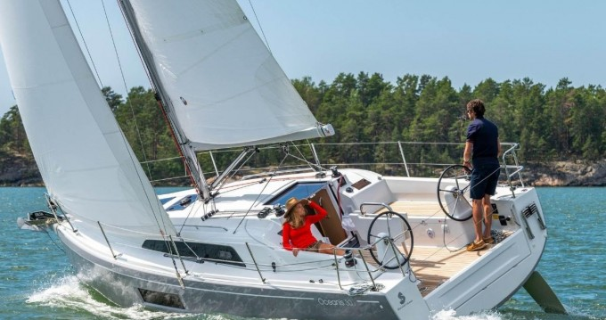 Sailboat for rent Portisco at the best price