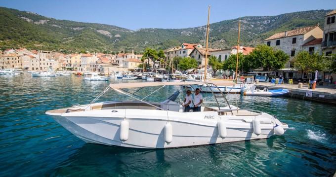 Rental yacht Split - Mercan Parasailing 34 on SamBoat