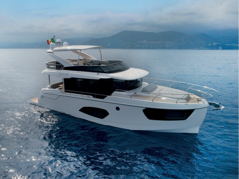 Absolute Navetta 48 between personal and professional Rogoznica