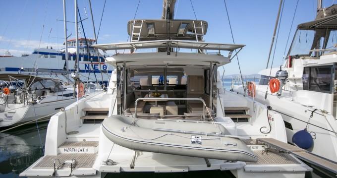 Bali Catamarans Bali 4.1 between personal and professional Volos