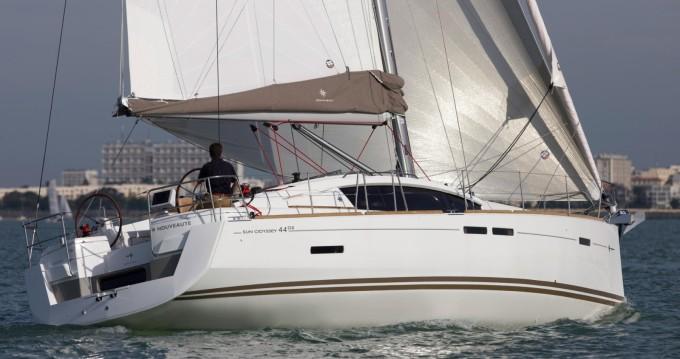 Rent a Jeanneau Sun Odyssey 44 Ds Saint Thomas