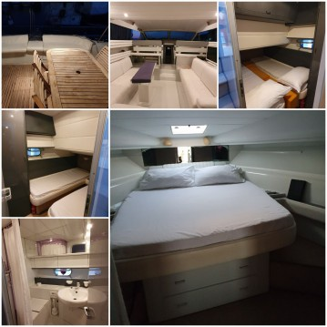 Boat rental Mochi Craft Mochi Craft 42 Fly in Monte di Procida on Samboat