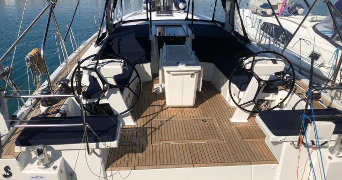 Rental Sailboat in Marina di Portorosa - Bénéteau Oceanis 46.1