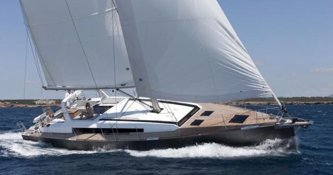 Rental Sailboat in Marina di Portisco - Bénéteau Oceanis 55