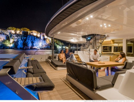 Boat rental Ajaccio cheap Lagoon 52